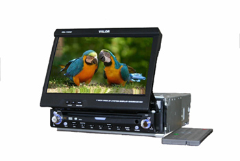 "ITS-700W 7"" Din Size Fully Motorized In-Dash Touch Screen"