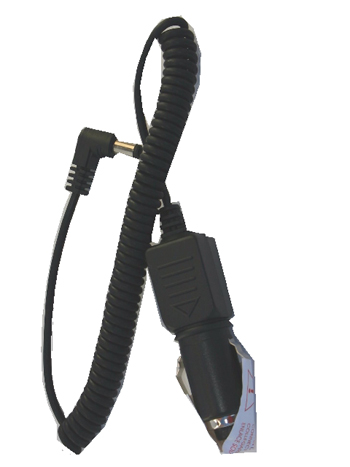 Cigarratte Light power adapter for backup camera monitor