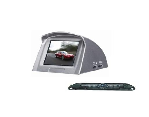 "2.5"" LCD Backup camera System Color Camera"